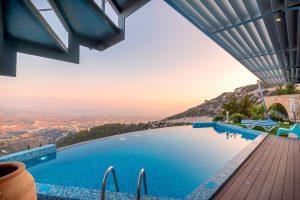 Semi-ingound pool pros and cons
